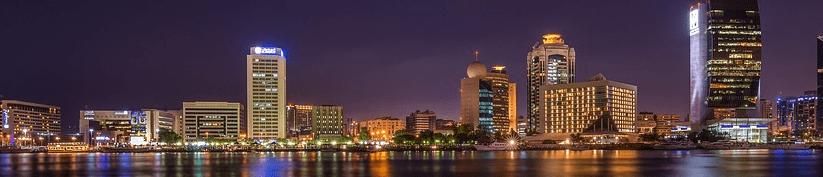 Umzug Dubai