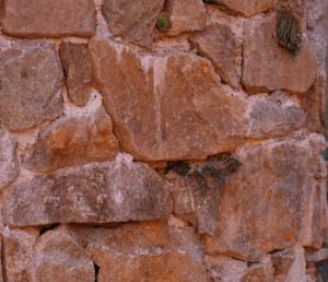 Schieferplatten Wand